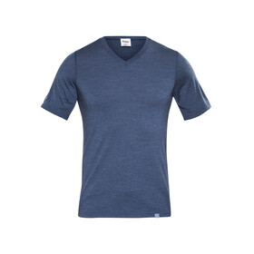 Bergans Bloom Wool Tee Men  navy melange